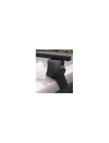 Strešný nosič FABIA II zámok čierny DIH