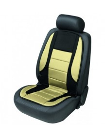 Walser autopoťah sedadla vyhrievaný čierno-béžový