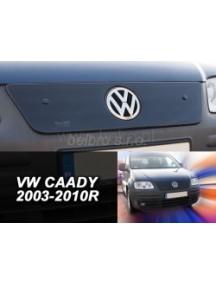 Zimná clona VW CADDY (2K) 2003-2010R (maska s nárazníkom)