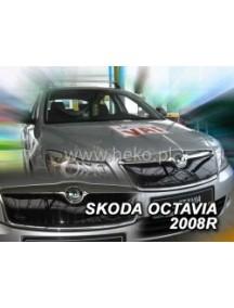 Zimná clona Škoda Octavia II 2007-2013R horná