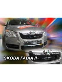 Zimná clona Škoda Fabia II horná 07-7/10R
