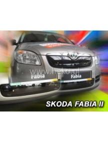 Zimná clona Škoda Fabia II dolná 07-7/10R