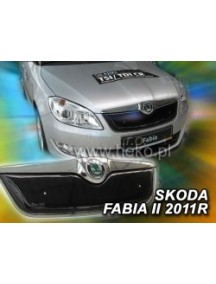 Zimná clona Škoda Fabia II 5d od 7/10R (horná)
