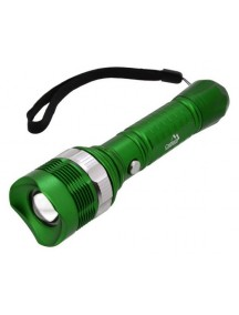 Baterka ručná LED 150lm ZOOM 3 funkcie