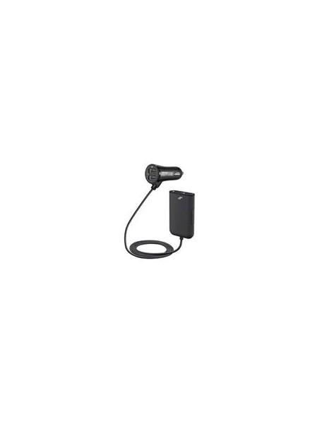 Autonabíjačka predná-zadná s predlžovacím káblom 4 USB