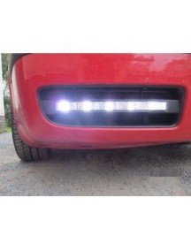 Svetlá s LED  Škoda Octavia I 2000-10, automatické denní, homologované