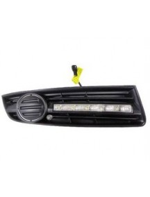 Svetlá s LED VW Passat 2006-10, automatické denné homologované