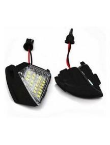 LED osvetlenie do zrkadla VW Golf IV, Golf V, Seat